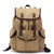 Indio Canvas & Leather Backpack