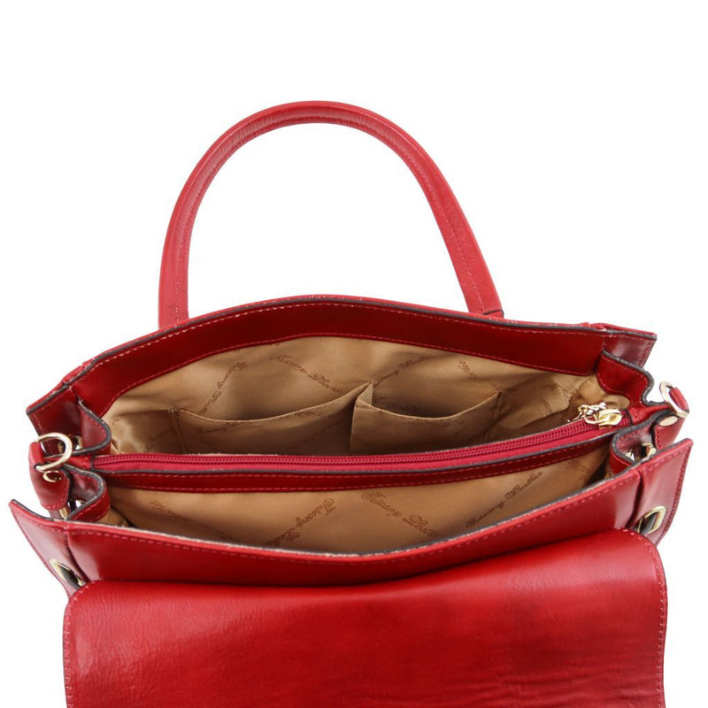 Lecce Leather Handbag