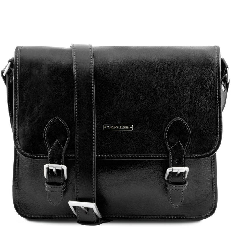 Postman Leather Messenger Bag