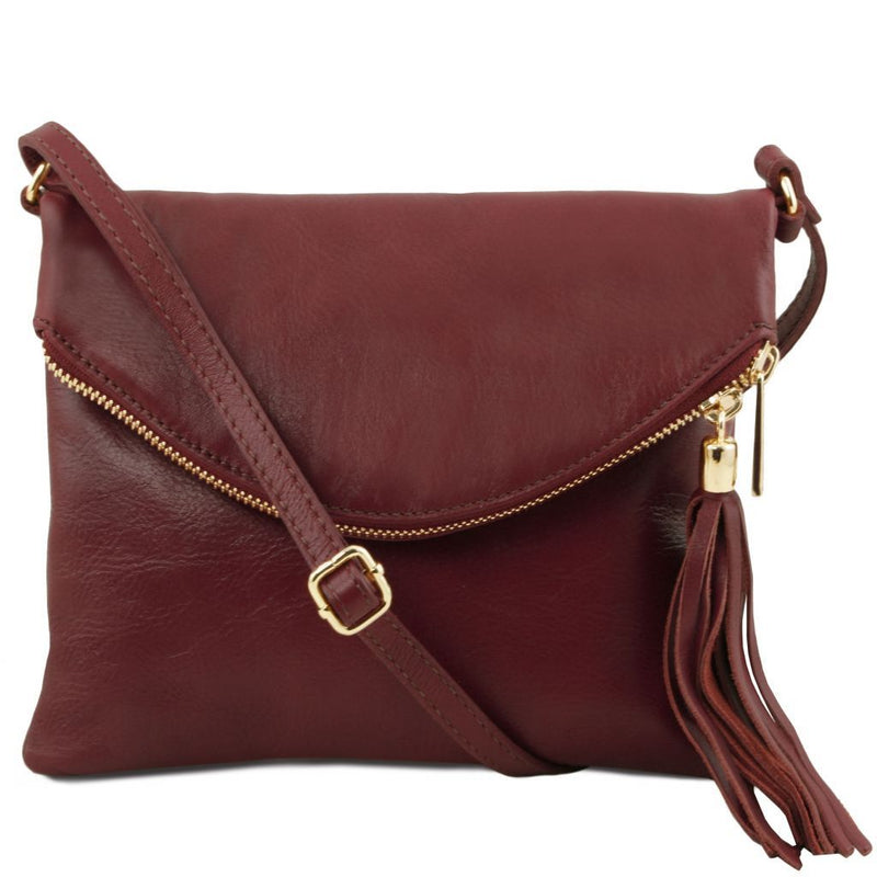 Young Crossbody Bag With Tassel Detail - Odessie