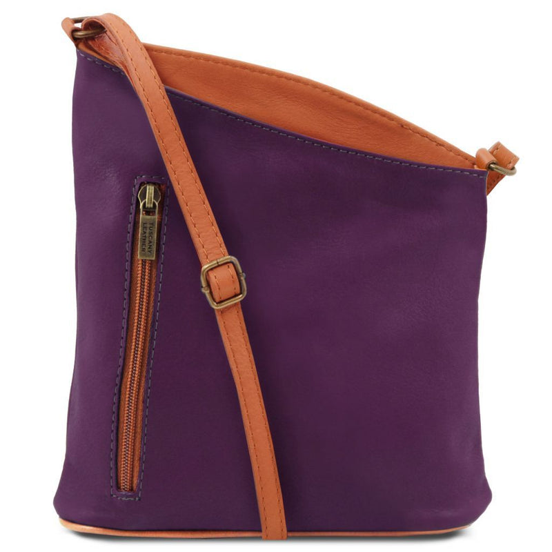Kelby Soft Leather Crossbody Bag - Odessie