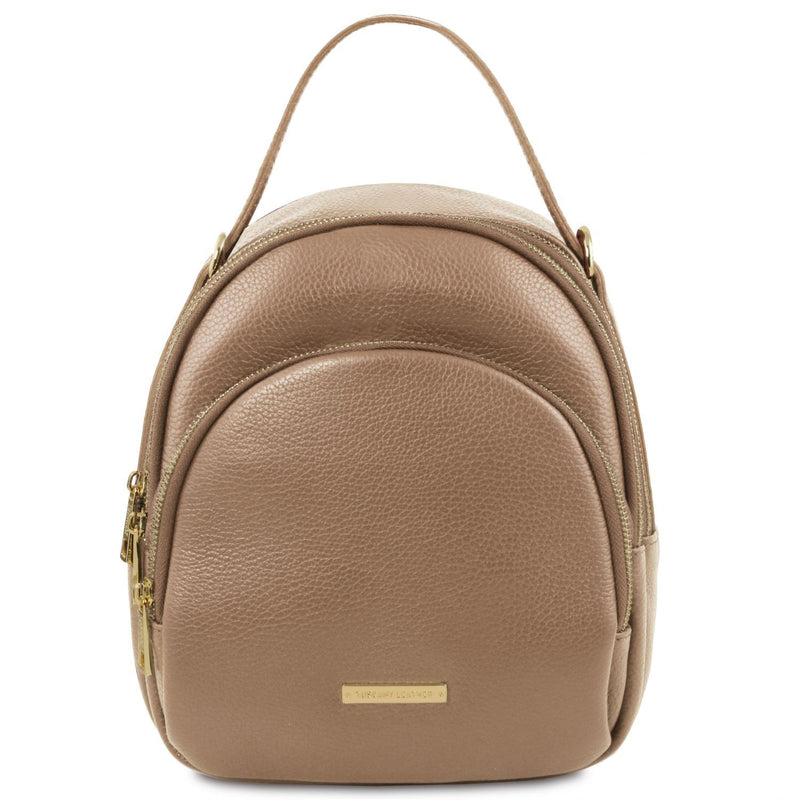 Mackay Leather Backpack