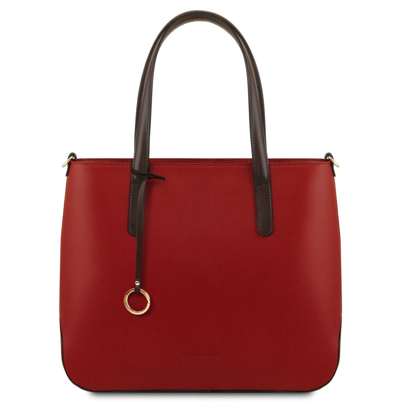 Penelope Leather Tote