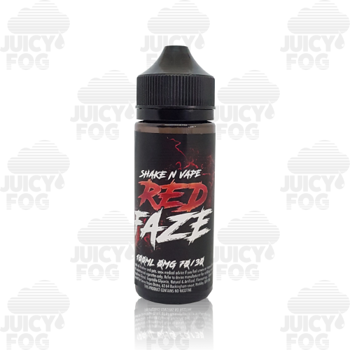 Shake N Vape Red Faze - 100 ml Shortfill E Liquid