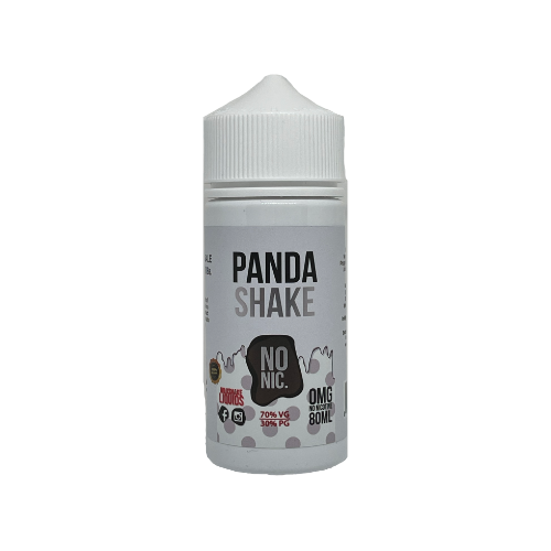 Milkshake Liquid Panda Shake - 80ml Shortfill E-Liquid