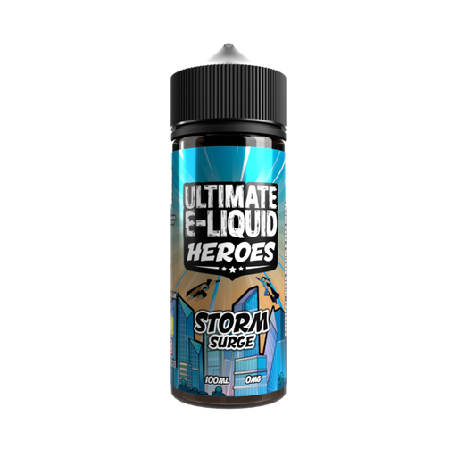 Ultimate E-Liquid Heroes Storm Surge - 100ml Shortfill E Liquid
