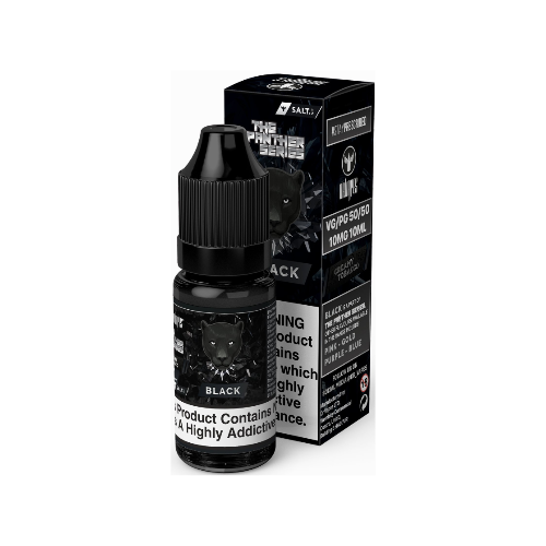 Dr Vapes Black - 10 ml Nic Salt E-Liquid