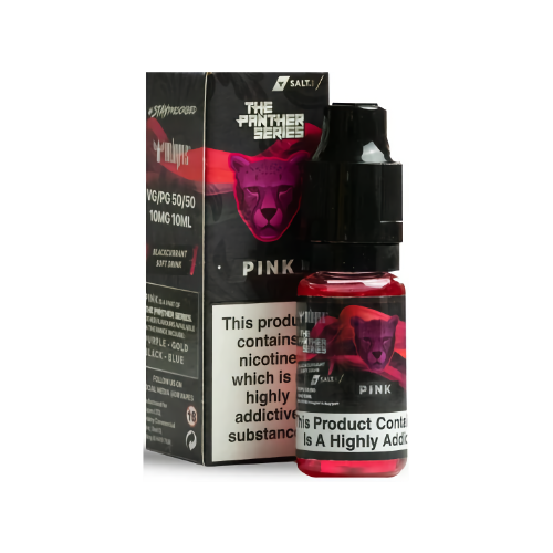 Dr Vapes PINK - 10 ml Nic Salt E-Liquid
