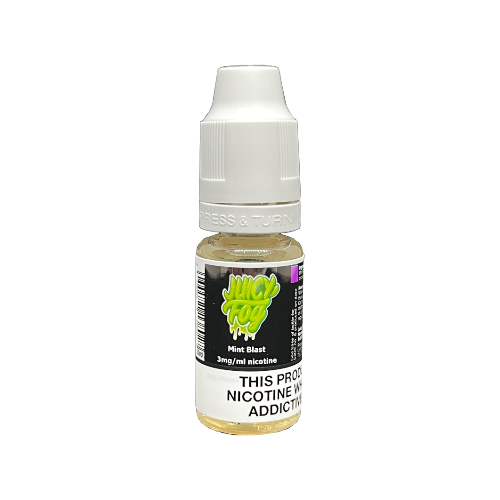Juicy Fog Mint Blast - 10ml E-Liquid