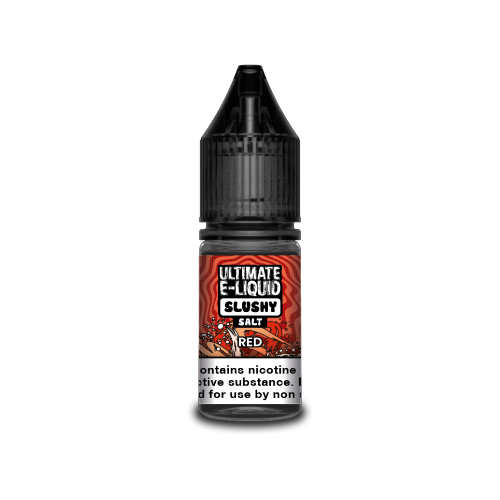 Ultimate E-Liquid Slushy SALT Red - 10 ml Nic Salt E liquid