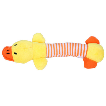 Puppy Chew Squeaker Squeaky Plush