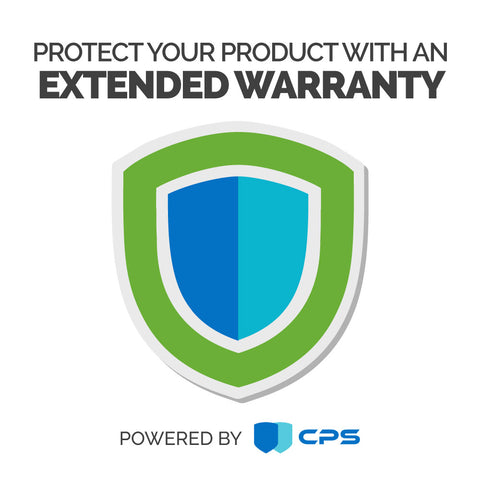 Protect you product with an extended warranty