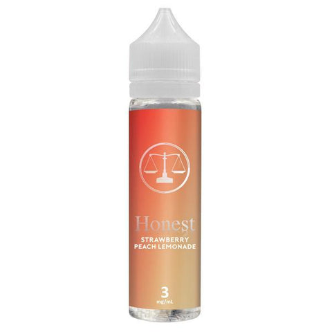 Honest Eliquid - Strawberry Peach Lemonade