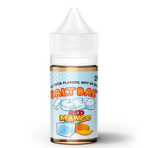 Salt Bae eJuice - Iced Red Mango