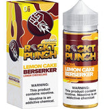 Rockt Punch Giant Sized E-Juice - Lemon Berserker