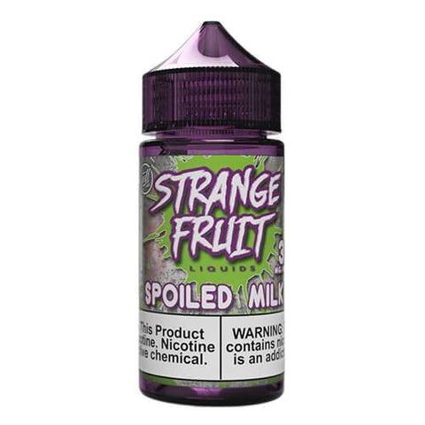 Strange Fruit Liquids - Spoiled Milk