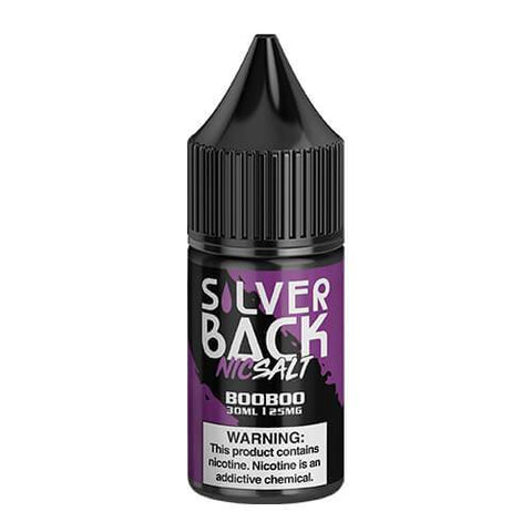 Silverback Juice Co. Nic Salts - BooBoo