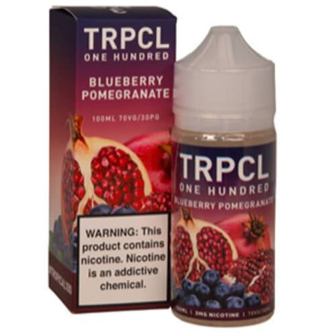 TRPCL 100 eJuice - Blueberry Pomegranate