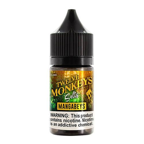 Twelve Monkeys Vapor - Mangabeys SALT