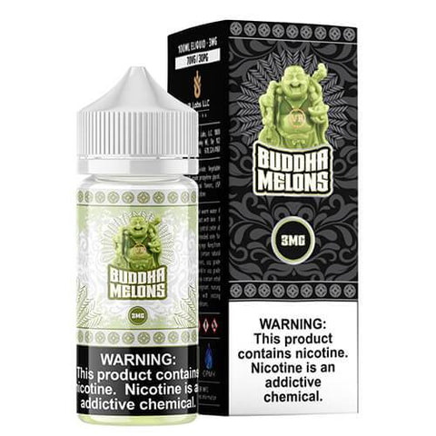 VR Labs eJuice - Buddha Melons