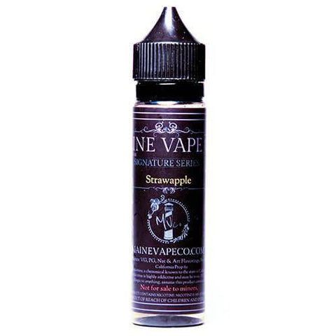Signature Series by Maine Vape Co - Strawapple