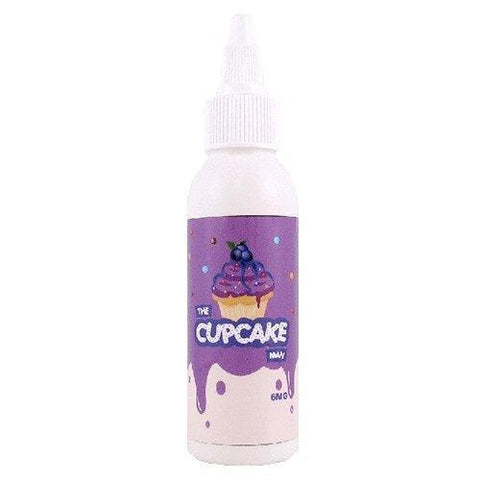 Vaper Treats - The Cupcake Man eJuice - Blueberry