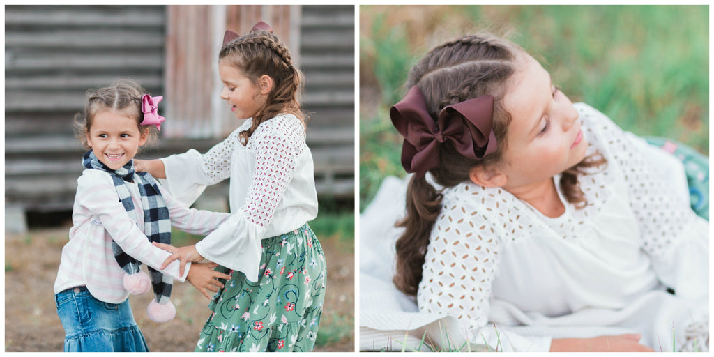 Kids Autumn Fashion Look by Sprinkles and Adventure
