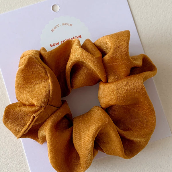 Spice | Silk Scrunchie COMING SOON