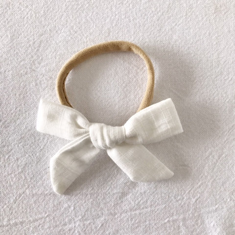 Milk | Schoolgirl Hair Bow