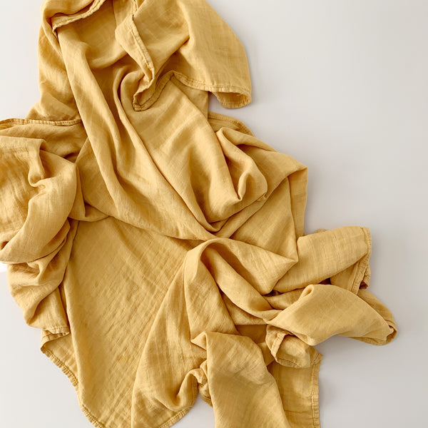 Golden Honey | Organic Bamboo Wrap