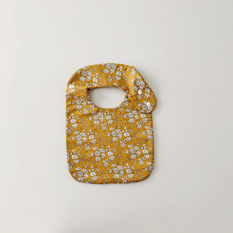 Vintage Bloom | 100% Cotton Baby Bib