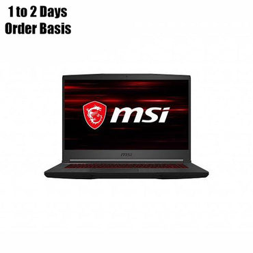 "MSI GF63 Thin 10SCSR-896PH 15.6"" FHD IPS 144Hz 