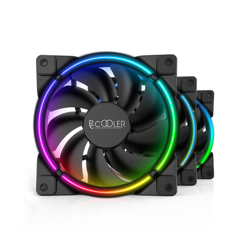 PCcooler Corona FRGB 120mm Case Fan