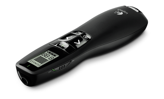 Logitech R800 Professional Wireless Presenter