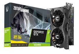 Zotac GTX 1650 SUPER Twin Fan 4GB ZT-T16510F-10L