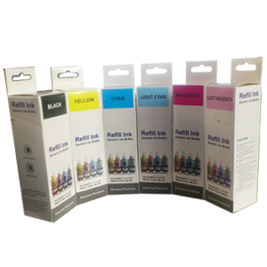 Epson Generic Refill ink Bottle (70ml) Ink