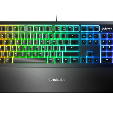 SteelSeries Apex 3 RGB Gaming Keyboard (64795)