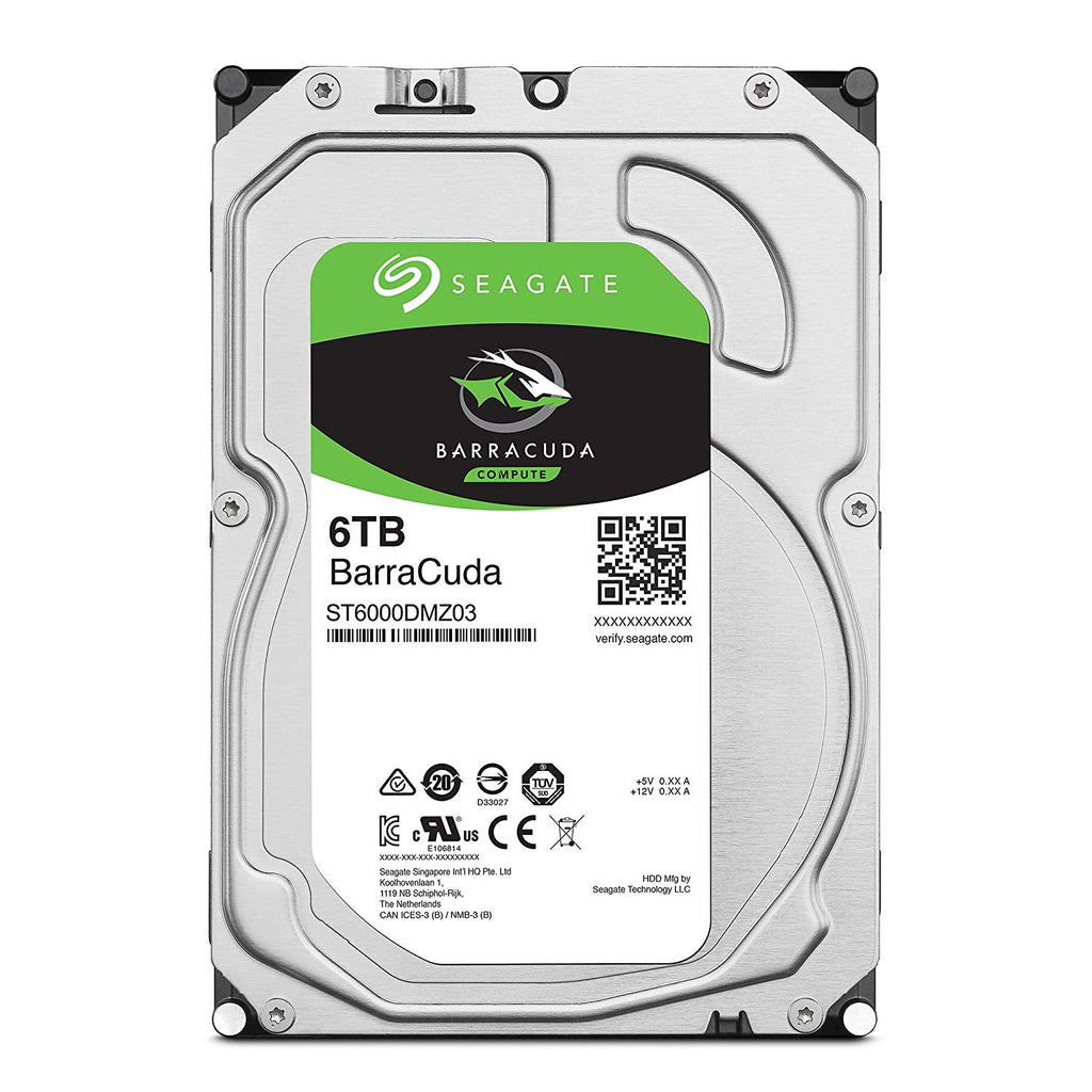 Seagate 6TB Barracuda ST6000DM003