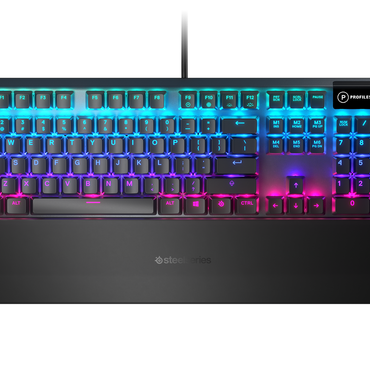 SteelSeries Apex 5 Hybrid Mechanical Gaming Keyboard (64532)