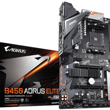 Gigabyte B450 Aorus Elite (AM4)