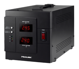 ProLink PVR2000D 2KVA Heavy-Duty (Auto Voltage Regulator)