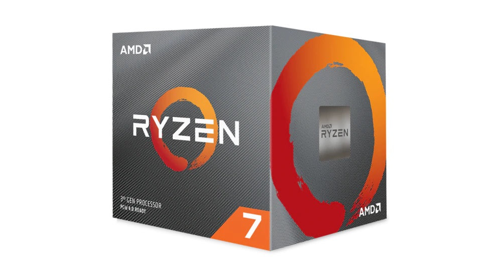 AMD Ryzen 7 3700X 8-Core 16-Thread 3.80-4.40GHz 36mb 65W > ( Must be purchased with B450 or higher motherboard )