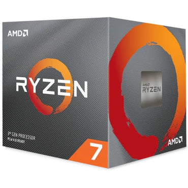AMD Ryzen 7 3700X 8-Core 16-Thread 3.80-4.40GHz 36mb 65W > ( Must be purchased with B550 or higher  motherboard )