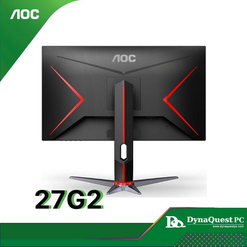 AOC 27G2 27in 144Hz IPS 1ms 1920X1080 Pivot Gaming Monitor