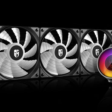 DeepCool Castle 360RGB V2 360MM Liquid CPU Cooler