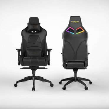 Gamdias Achilles M1-L RGB Illuminated Gaming Chair