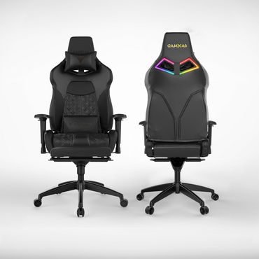 Gamdias Achilles P1-L RGB Illuminated Gaming Chair