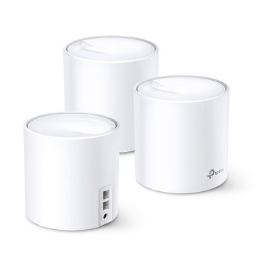 TPLink Deco X20 (3-Pack) AX1800 Whole Home Mesh Wi-Fi System