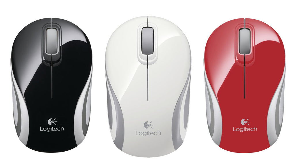 Logitech M187 Mini Cordless Mouse