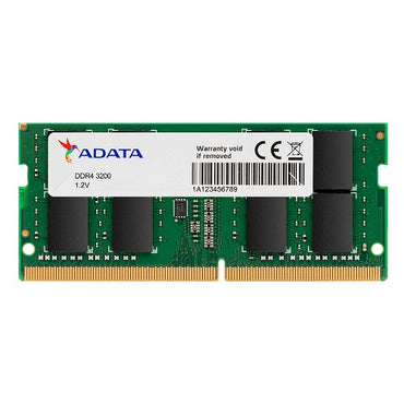 Adata 8GB DDR4 3200MHz Single SoDimm AD4S320088G22-SGN